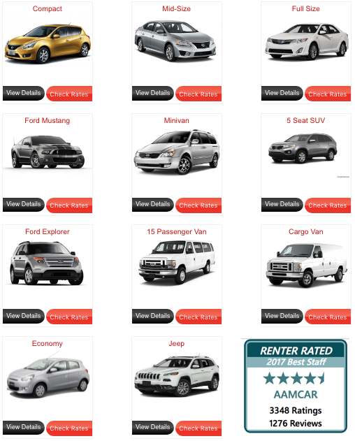 Car Rental Manhattan >> Nyc Car Rental Deals New York Car Rentals Passenger Van